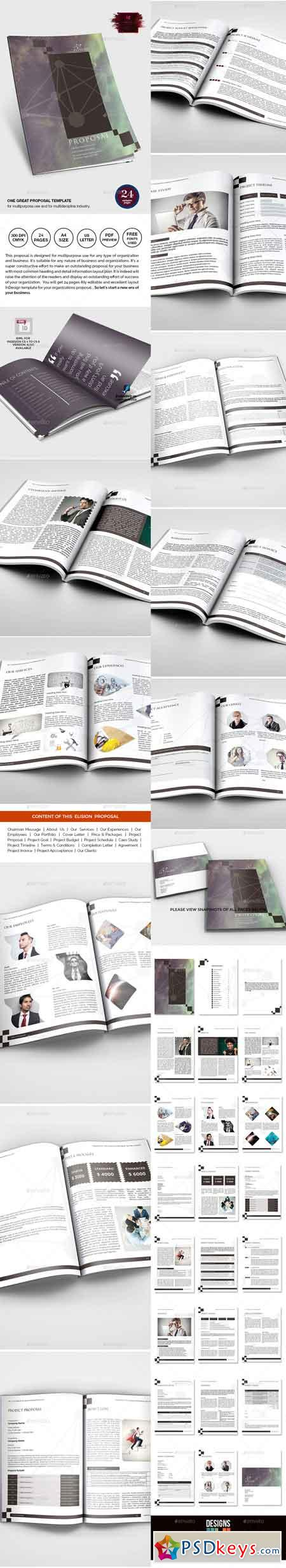 Elision Multipurpose Proposal Template 9515222