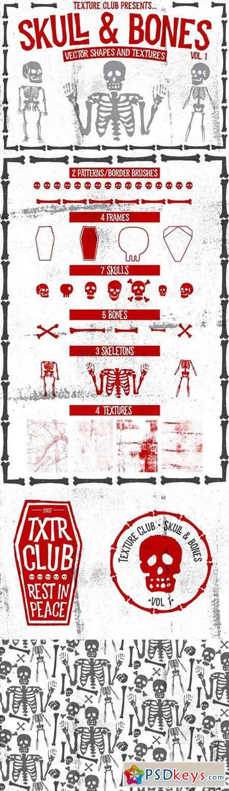 Skull & Bones Vol 1 1321558