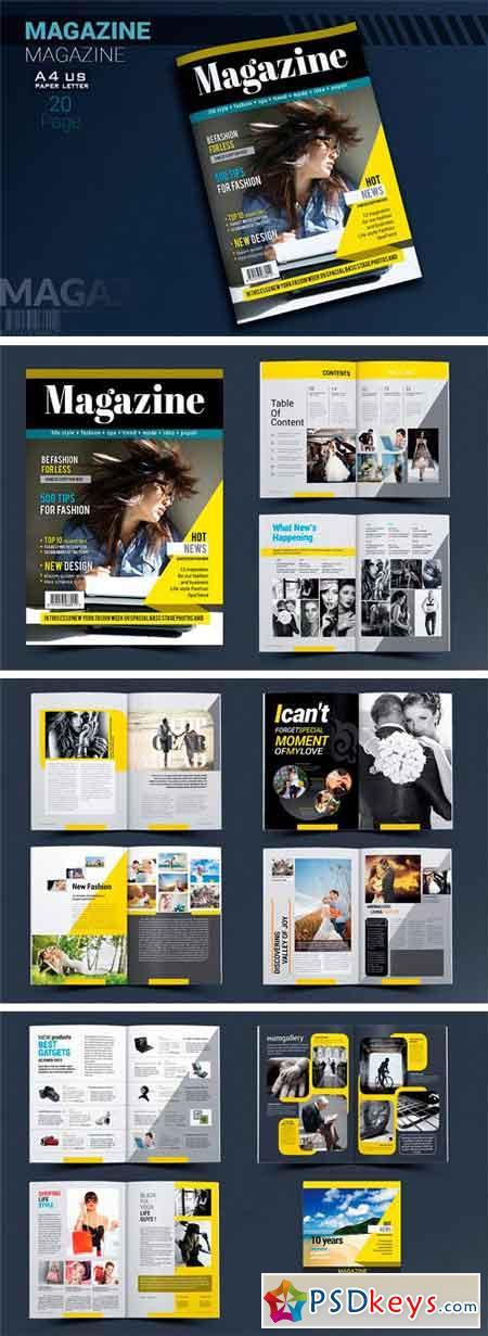 Fashion Magazine 1340914