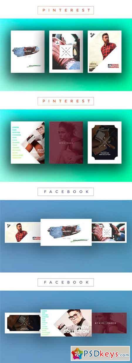 Social Media Pack 1321149