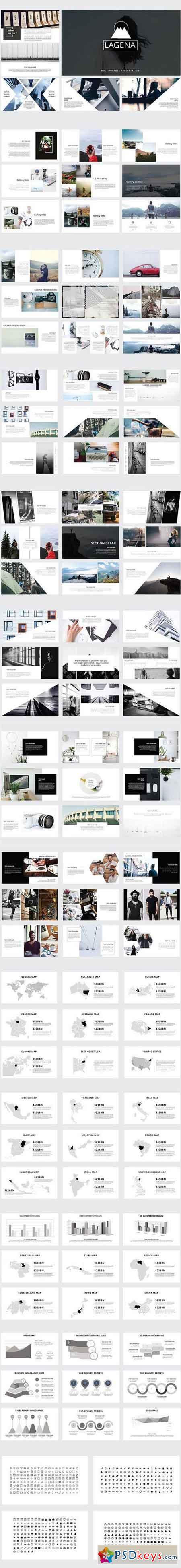Lagena Presentation Template 1330043