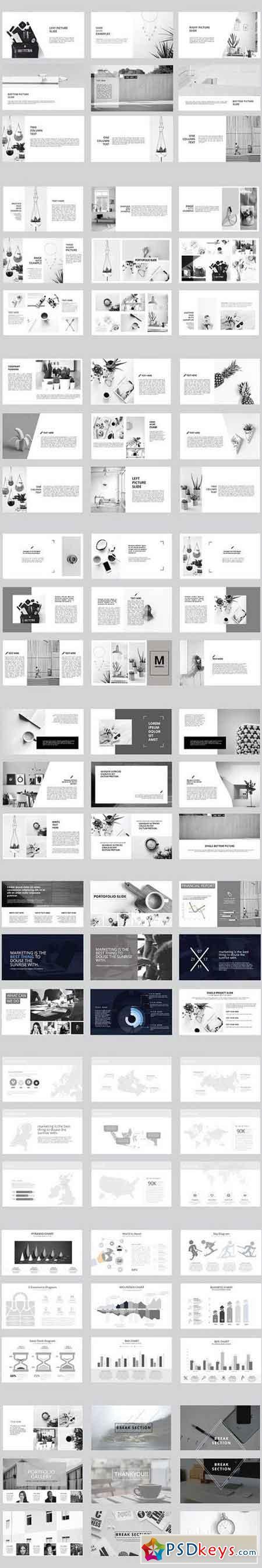 Minimal Presentation Template 1330045
