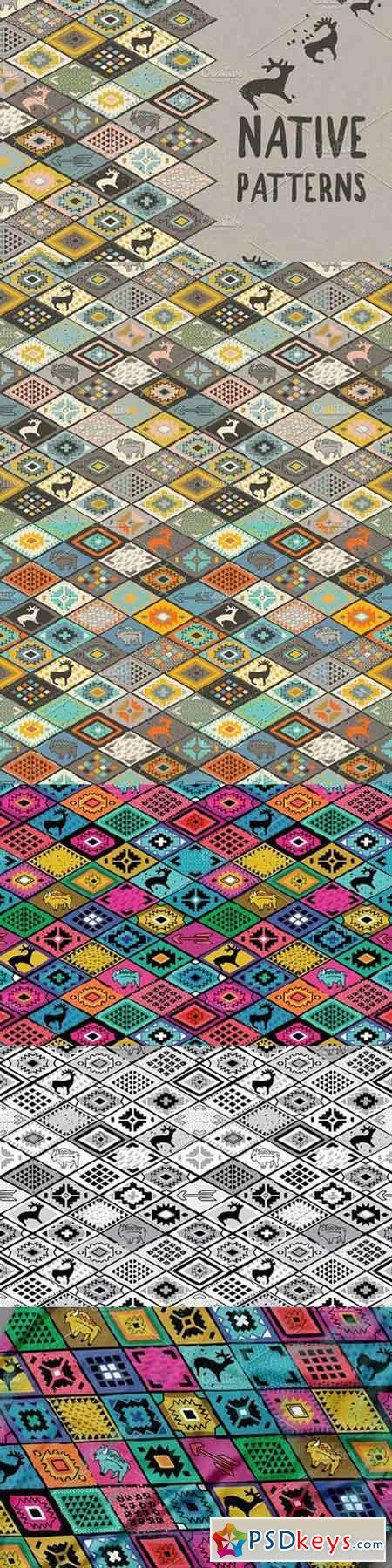 Native patterns 1332578