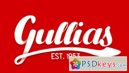 Gullias Font