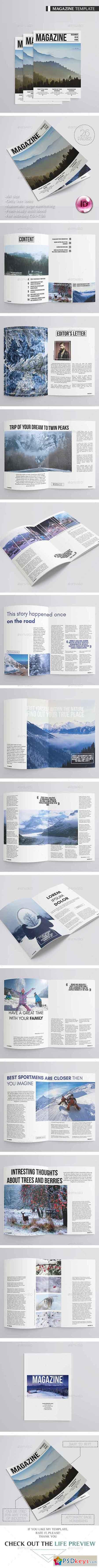 Minimal Magazine 26 Pages 16852032