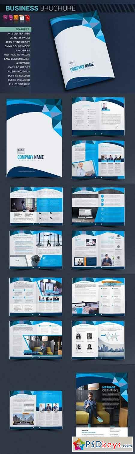 Corporate Brochure 1354089