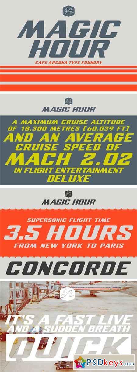 CA Magic Hour 1360588