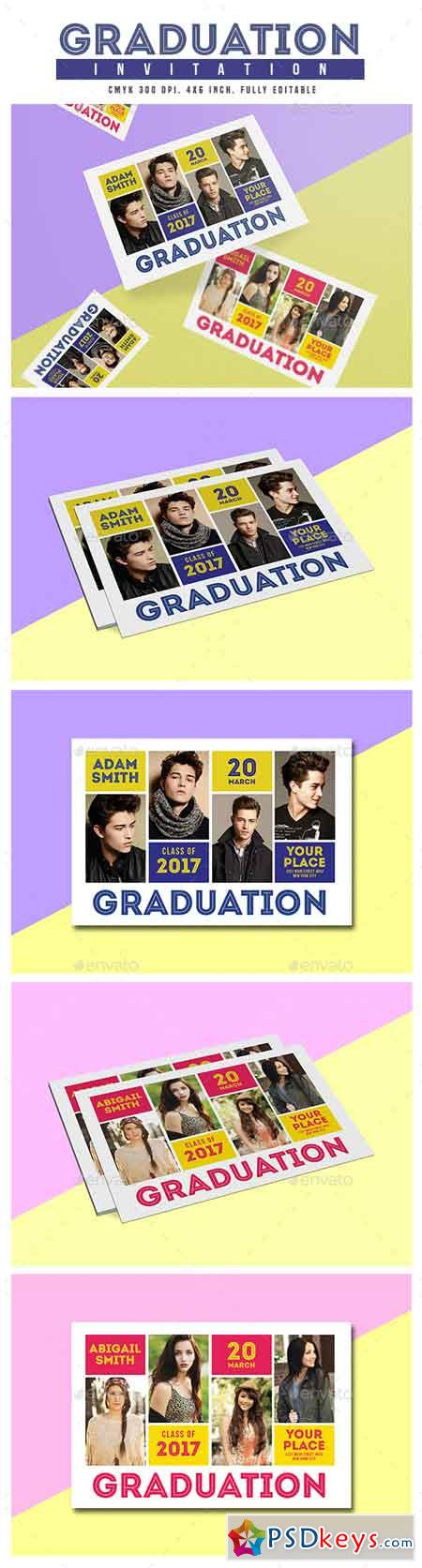 Graduation Invitation 15847977