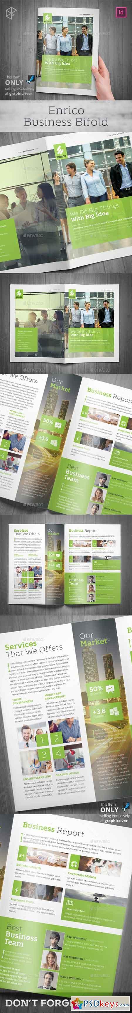 Enrico Business Bifold 13363206
