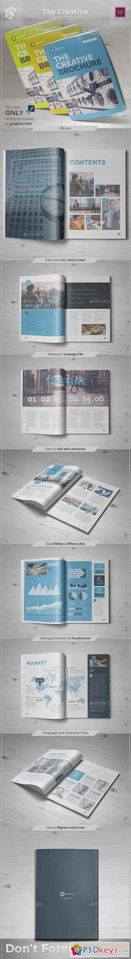 The Creative Brochure 14331214