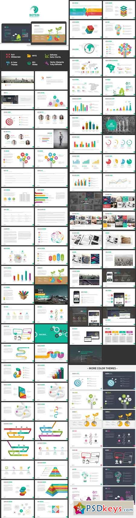 Botein Powerpoint Template 8585458