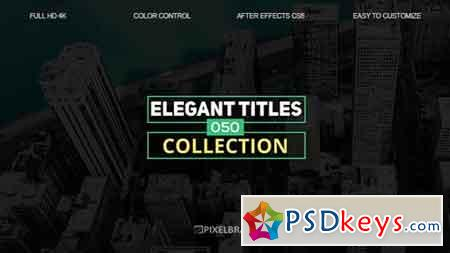 Elegant Titles 19602798 - After Effects Projects