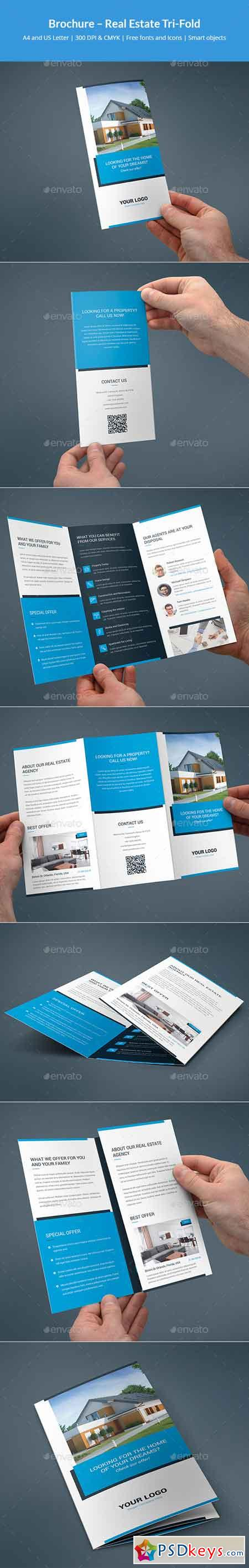 Brochure – Real Estate Tri-Fold 19737774