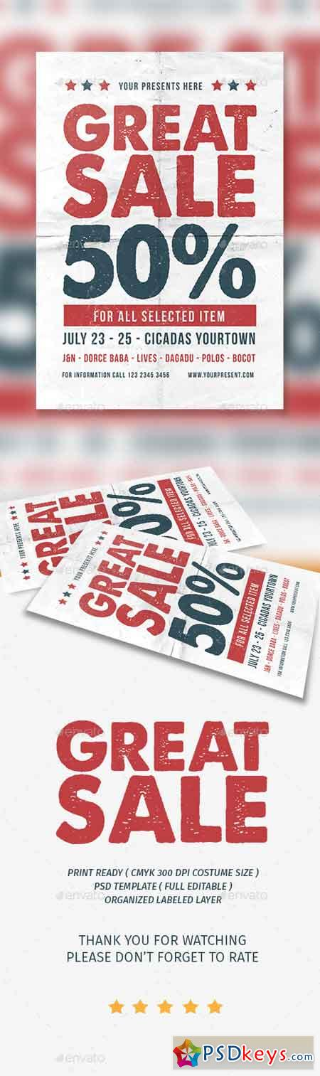Sale Flyer 16726171