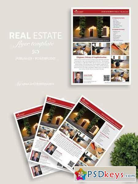 real estate brochure template free download - real estate flyer template no 5 1382192 free download