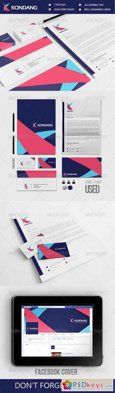 Kondang Corporate Identity 6685864
