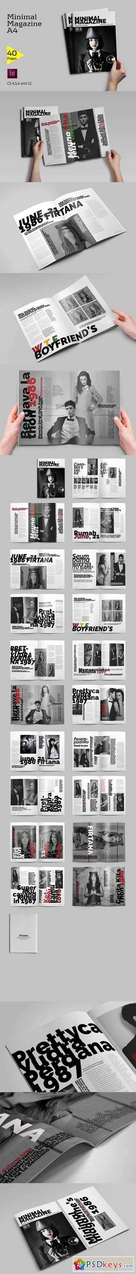 Minimal Magazine 693163