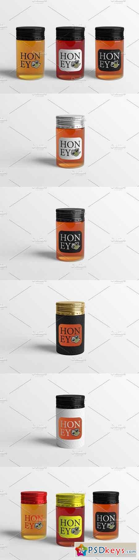 Honey Mock-Up 716770