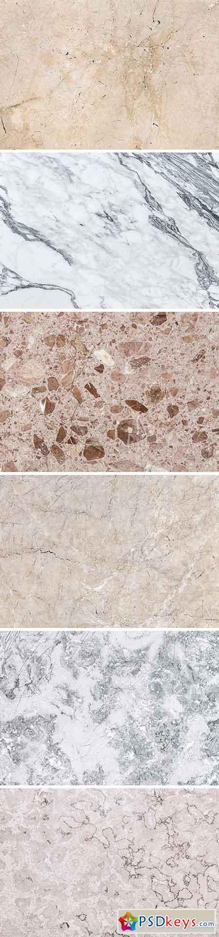 6 Marble Textures Vol.3