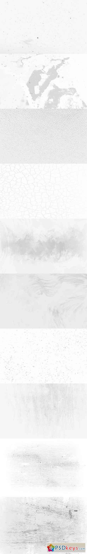 White Subtle Grunge Textures