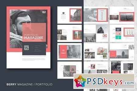 Berry Magazine Portfolio 1170043