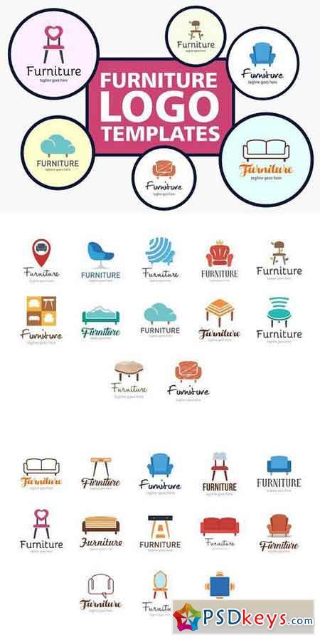 Furniture Logo Templates 1181215