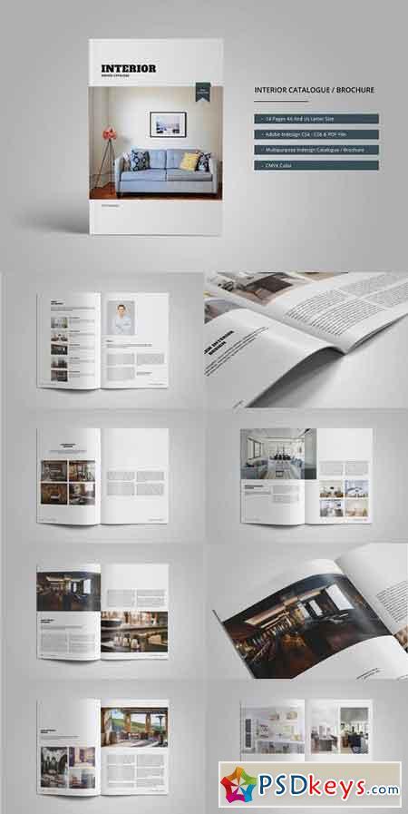 Interior Catalogue Brochure 1183948