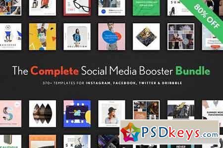 Complete Social Media Booster Bundle 1183121