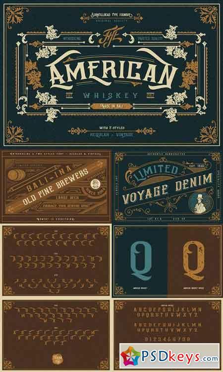 American Whiskey 1196208
