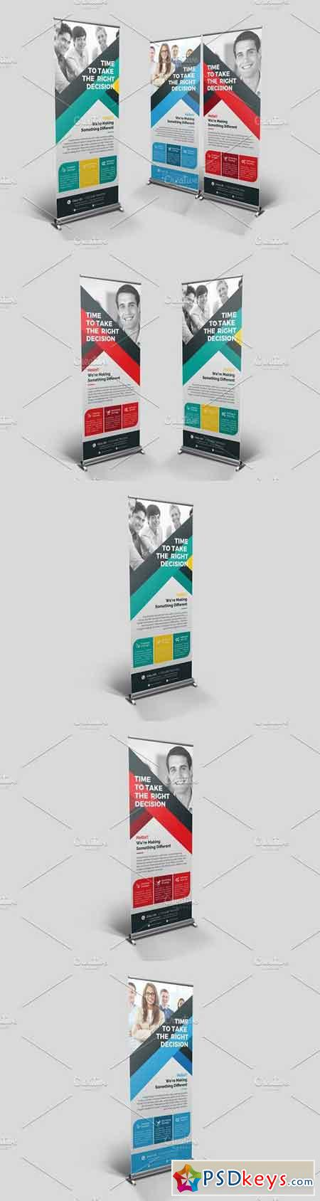 Roll-Up Banner 1196412