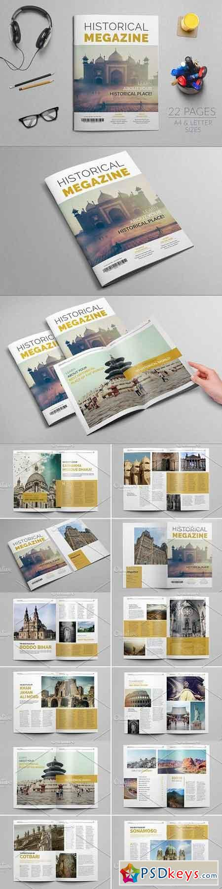 Magazine (About Historical Place) 1196009
