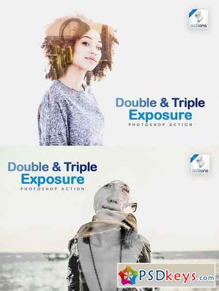 Double & Triple Exposure .ATN 1282575