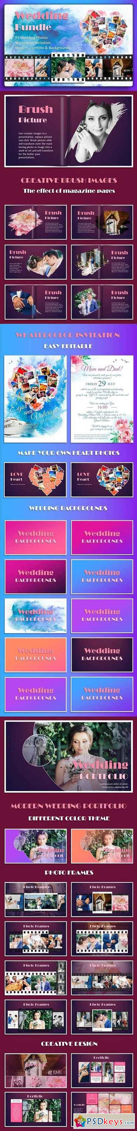 Wedding Bundle 1276773
