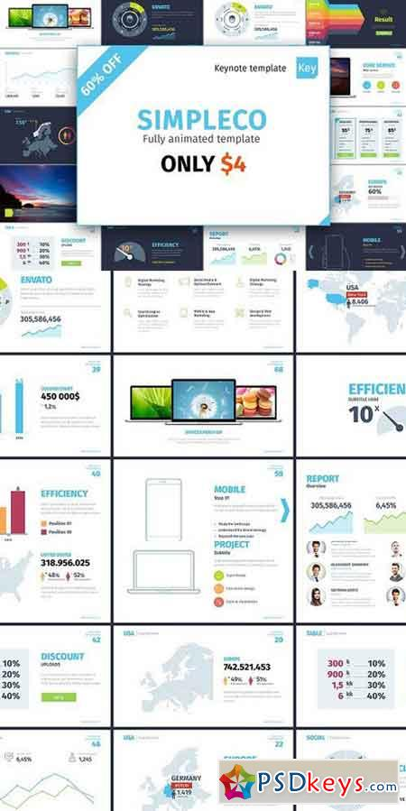 Simpleco Keynote Presentation   Free Download Photoshop
