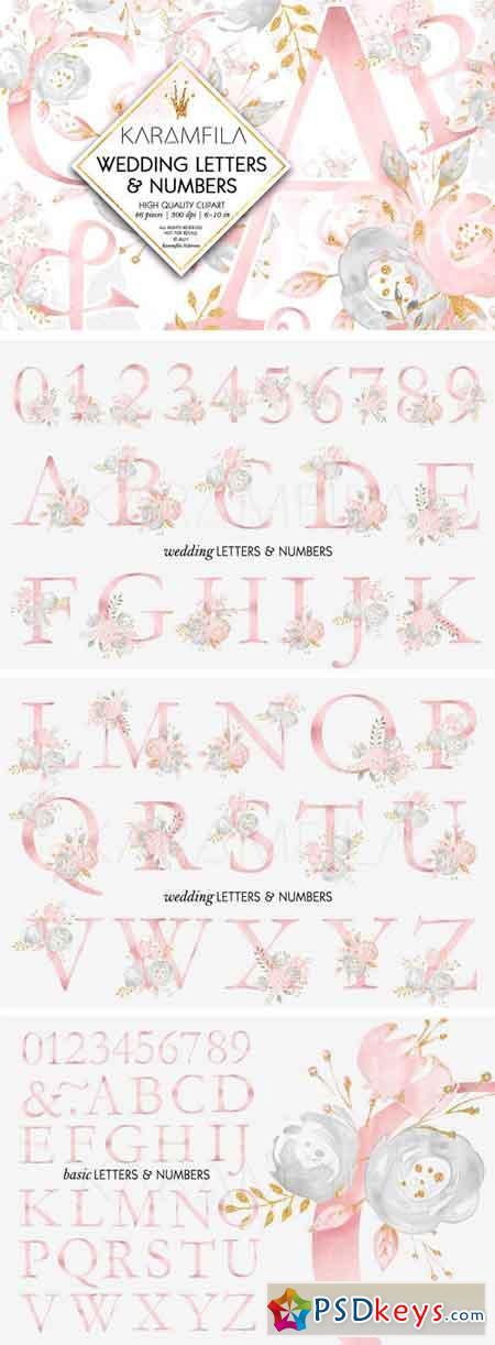 Wedding Alphabet Clipart 1408539 187 Free Download Photoshop