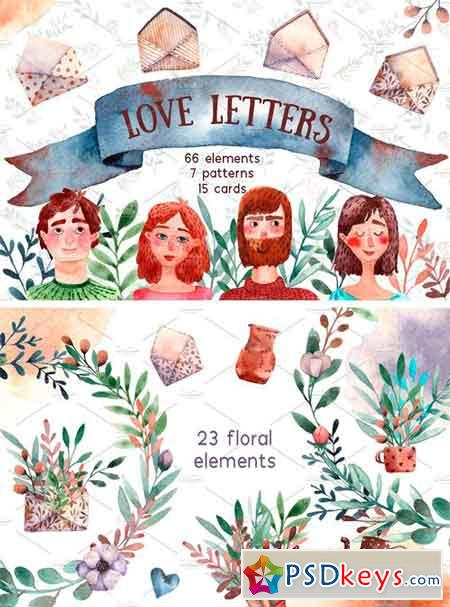 Love Letters 1361097