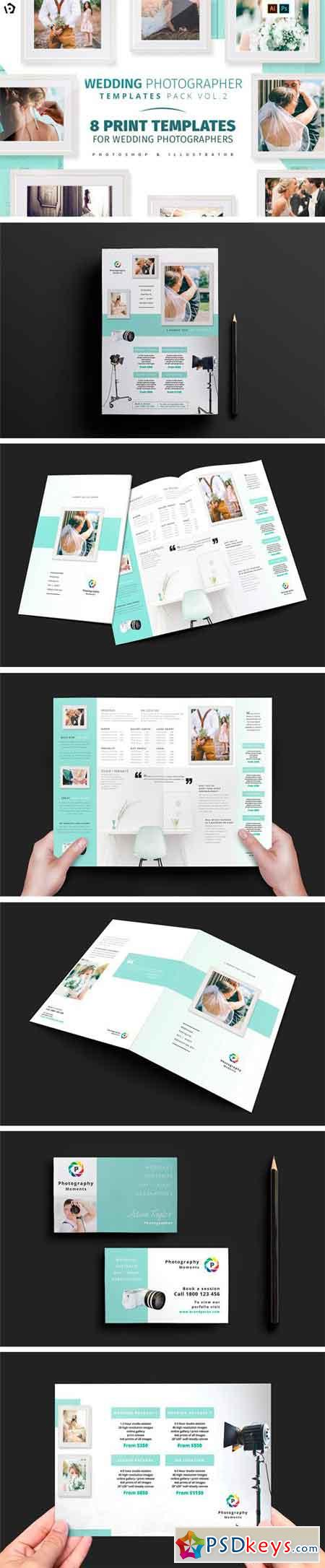 Wedding Photography Templates Pack 2 1347994