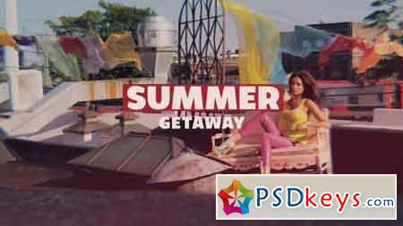 Summer Getaway 19639134 - After Effects Projects