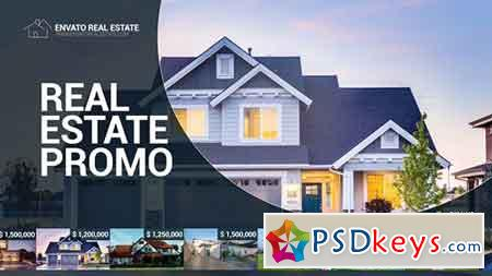 Real Estate Promo 19563402 - After Effects Projects