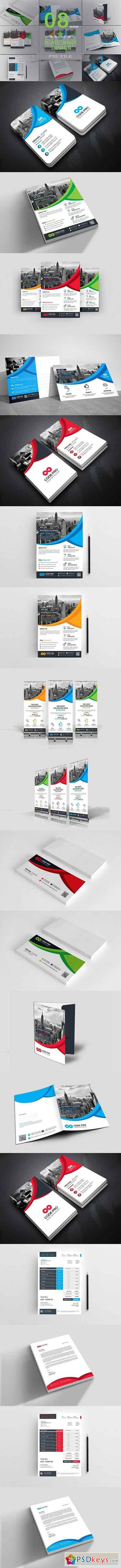 Business Stationary Design 1397652