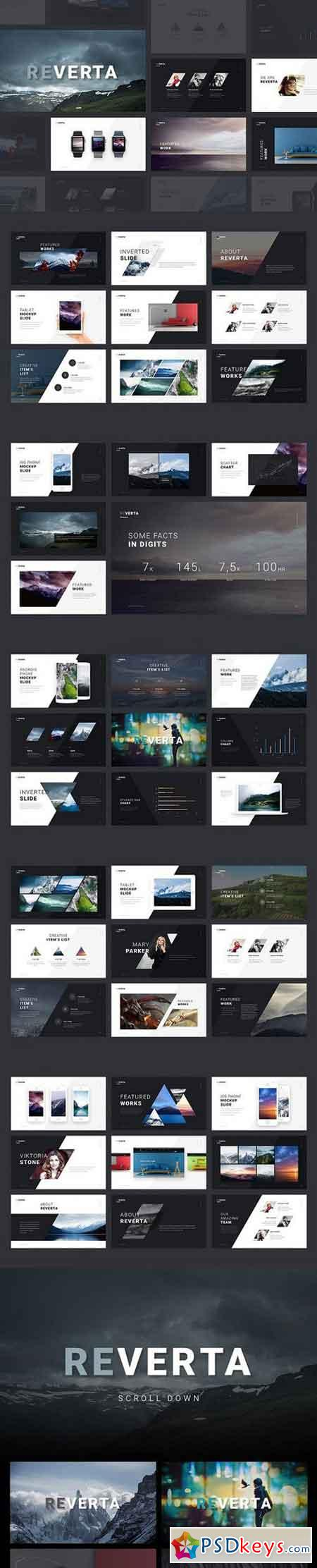 Keynote Poster Template