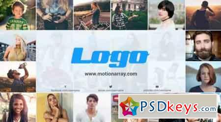 Multi Image Logo Opener - After Effects Projects