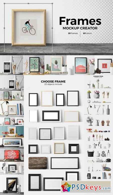 Free Picture Frame Mockup Generator | Frameviewjdi.org