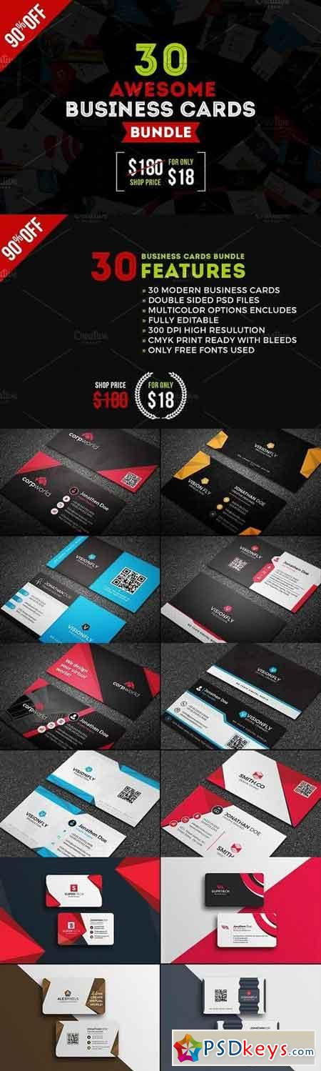 Adobe Photoshop Business Card Template