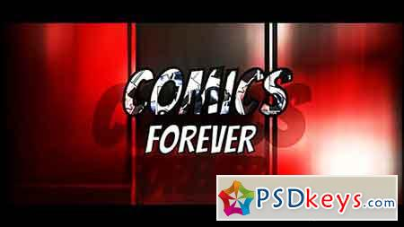 Comics Forever 7303347 - After Effects Projects