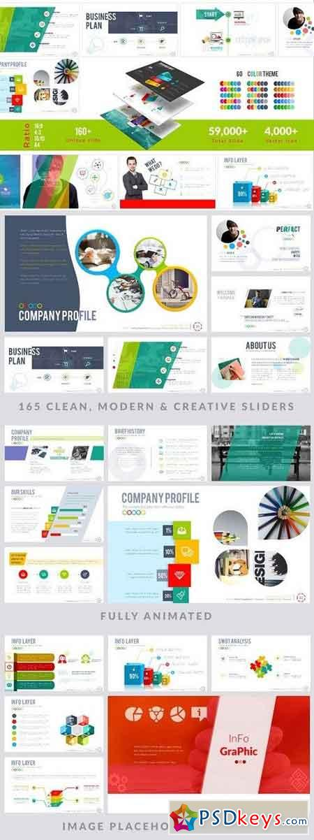 Perfect Powerpoint Template 1237513