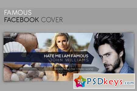 Facebook Cover - FAMOUS 792002