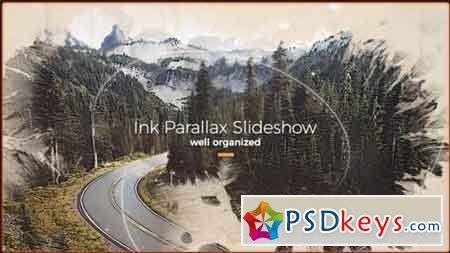 Ink Slideshow 19826950 - After Effects Projects