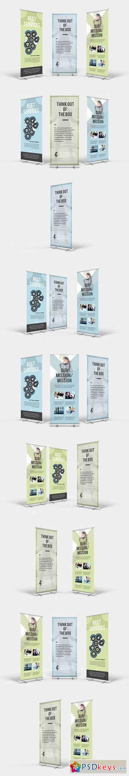 Roll-Up Banner 1498857