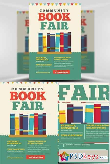 fair flyer template